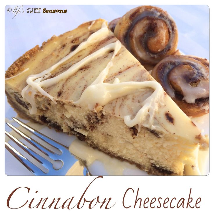 TGI Fridays sometimes carries a Cinnabon Cheesecake on their menu, but like all of our favorite restaurant items, sadly it is seasonal. Mike and I first tried it in California (a time before kids …