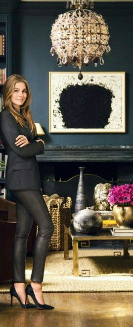 Aerin Lauder | Harper's Bazaar | cynthia reccord