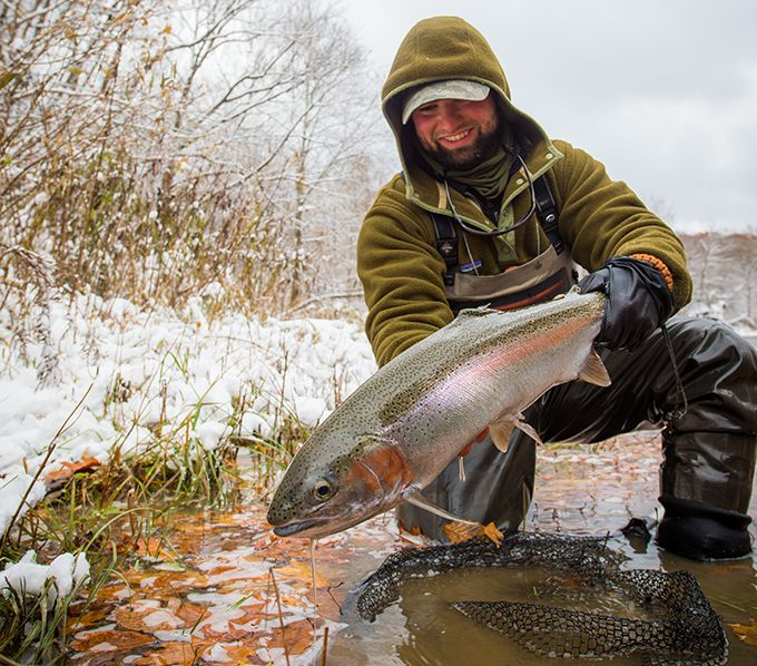 13 best images about steelhead fishing on pinterest west for Fly fishing 101