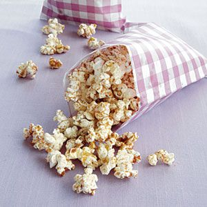 100-Calorie Snacks: Cinnamon-Sugar Popcorn | MyRecipes.com