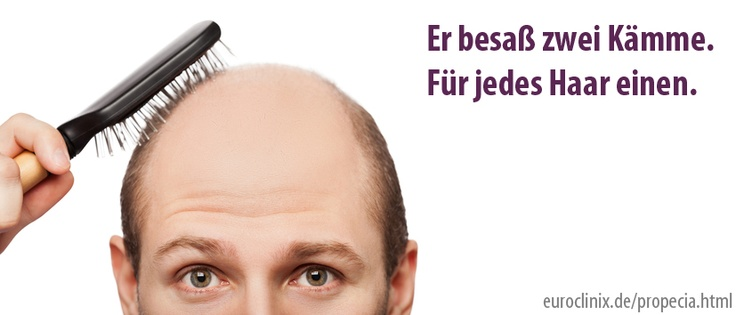 #Haarausfall oder auch Alopezie ist ein häufiges Problem bei Männern. Es gibt jedoch Mittel und Wege diesen effektiv in den Griff zu bekommen.