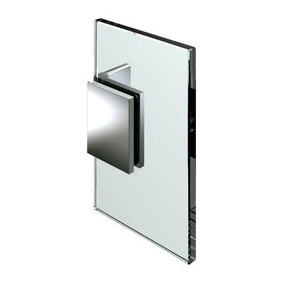Winkelverbinder fuer Glasduschen Glas-Wand 90° Pauli + Sohn