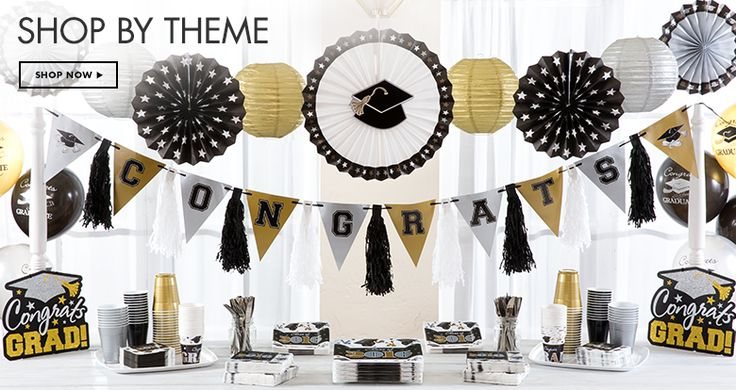 Graduation Party Supplies – 2016 Graduation Decorations – Party City – Bellenza