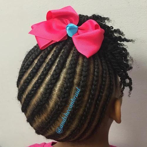 Little Girls Braids