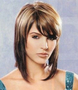 51 Best Images About Medium Length Hair Styles On