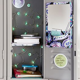 Locker Accessories, Locker Shelves & Locker Decorations