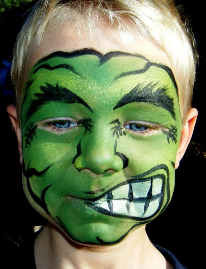 Best 25+ Halloween makeup for kids ideas on Pinterest | Cat ...