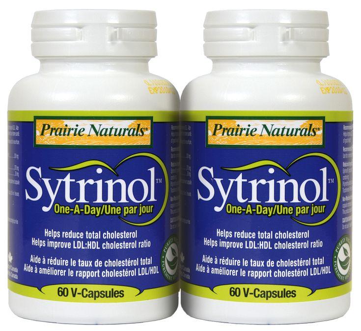 Prairie Naturals Sytrinol Duo Pack 60+60 capsules | Sunrise Health Foods