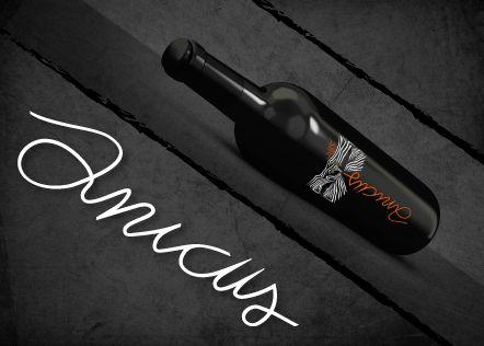 Anicus - Label Wine