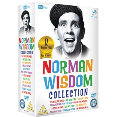 Norman Wisdom - The Collection