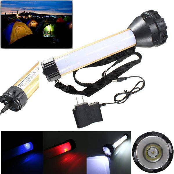 3W 2000LM Portable Rechargeable LED Flashlight For Camping Outdoor: Bid: 20,26€ (£17.73) Buynow Price 20,26€ (£17.73) Remaining 10 hrs 43…