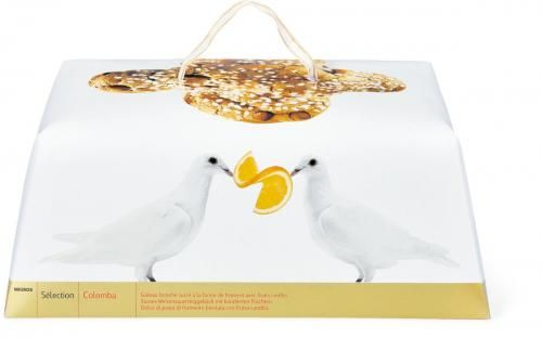 Migros Sélection Colomba #Packaging #Design #Food