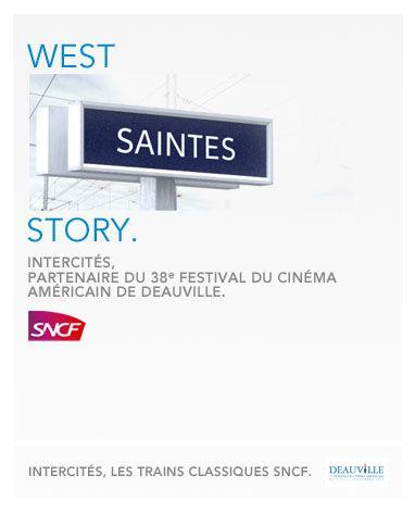 SNCF (Deauville, 38ème festival du film américain)