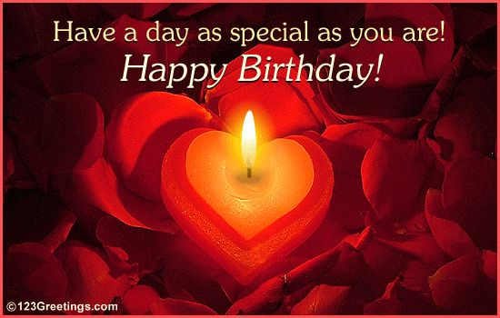 Birthday Wishes for Someone Special | Wish a happy ...