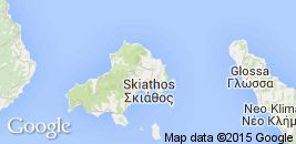 East Midlands Airport : Skiathos