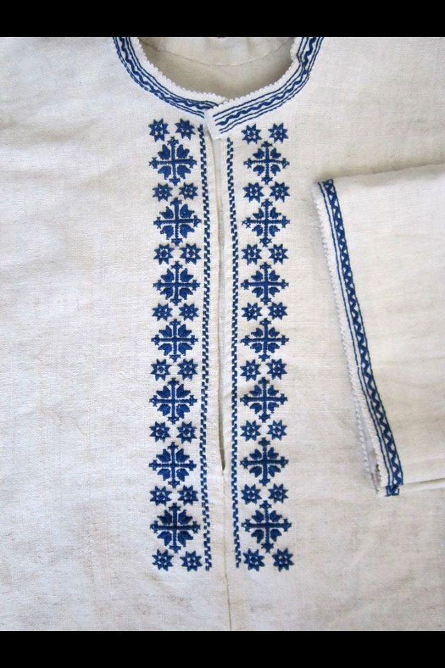 чоловіча вишиванка. Ukranian embroidery