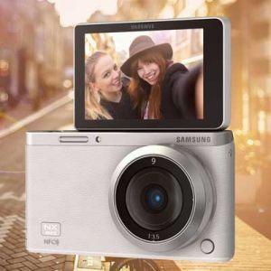 Samsung NX Mini - Kamera Mirrorless Khusus Selfie