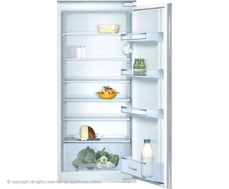 Bosch Classixx KIR24V20GB Integrated Upright Fridge - £424