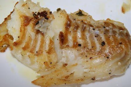 1000 images about cabillaud on pinterest cuisine legumes and gratin - Cuisiner des dos de cabillaud ...