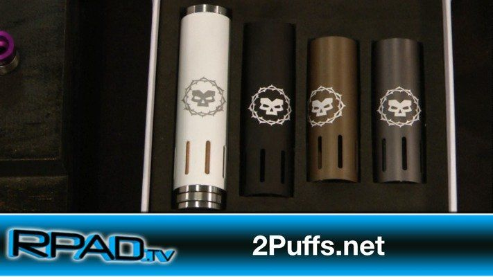 It's always great catching up with the 2 Puffs guys. Watch partners Arnel Ang and Charles Tan talk about the Munstro v2 mod, the Quicksilver atomizer, the latest 2Puffs drip tips, and their plans for quartz glass products in this ECC 2014 interview. #vaping #vapelife #vapelyfe #vapefam #vape #ecigs #ecigarettes #ecc #ecc2014 #rpadtv