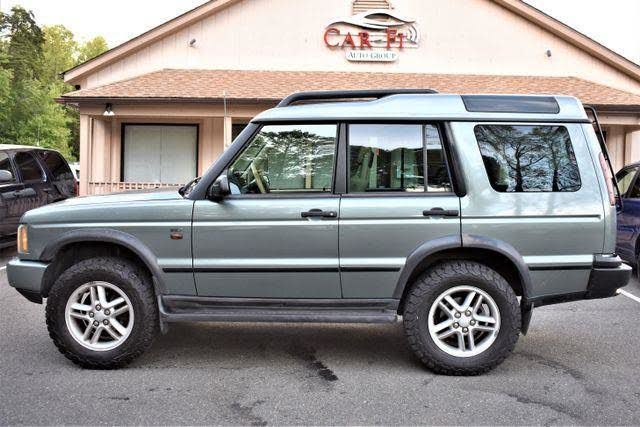 Used Land Rover Discovery For Sale Cargurus Land Rover Discovery Land Rover Discovery 2 Used Land Rover