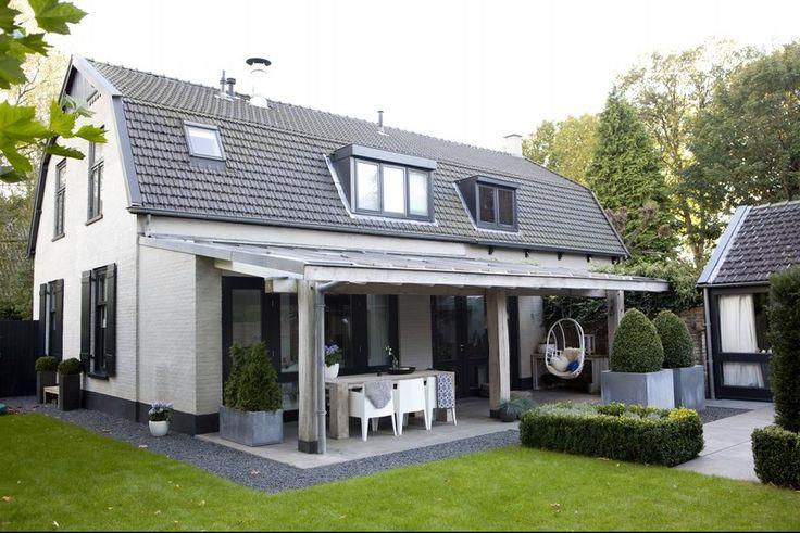 Binnenkijken bij Mieke en Bart in Blaricum - woonstijl.nl