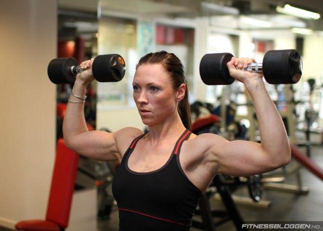 TRENINGSPLAN. Så lite kan jenter trene, men likevel få gode resultater - Fitnessbloggen