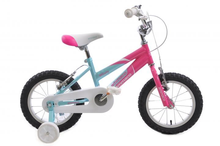 "Details about 14"" MISTY GIRLS BIKE AGE 4,5,6 YEAR OLD BMX"