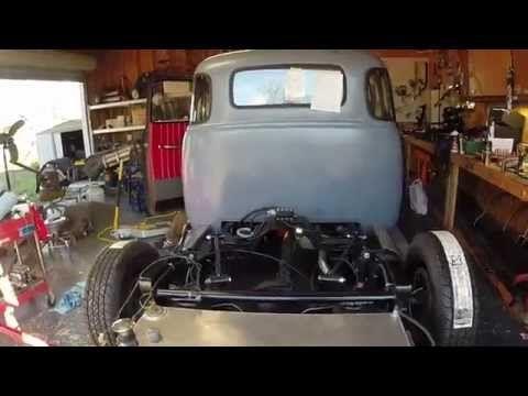 1952 GMC BAGGED TRUCK BUILD - YouTube