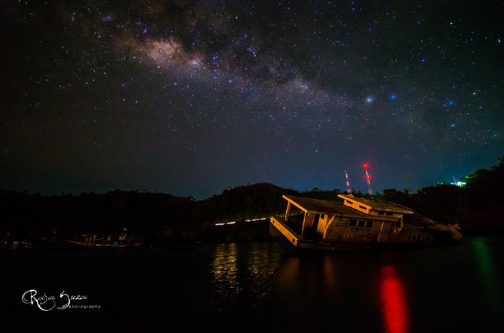 Milkyway Ship by raja yuza on 500px
