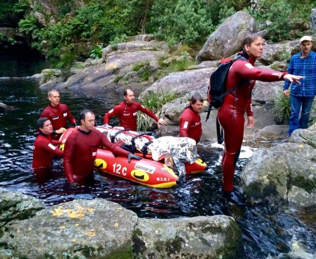Earlier in November, the NSRI was called out to a remote part of of the Drupkelders hiking trail to assist an injured Dutch tourist. Two weeks later, he wrote to the NSRI. His letter reveals something about South Africa that you'll want to hear...
