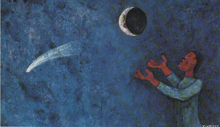 Rufino Tamayo Most Famous Painting