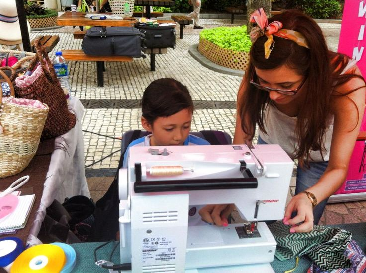 The Sewing Lounge Workshop & Market at Discovery Bay