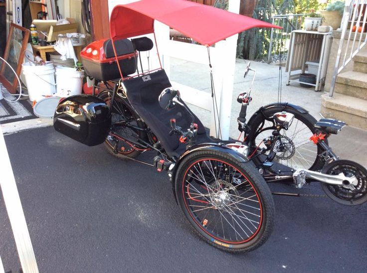 Canopy Cycling Desserts Veils Bicycling Postres Ride A Bike Deserts Dessert & 56 best Recumbent Canopy images on Pinterest | Canopies Shade ...