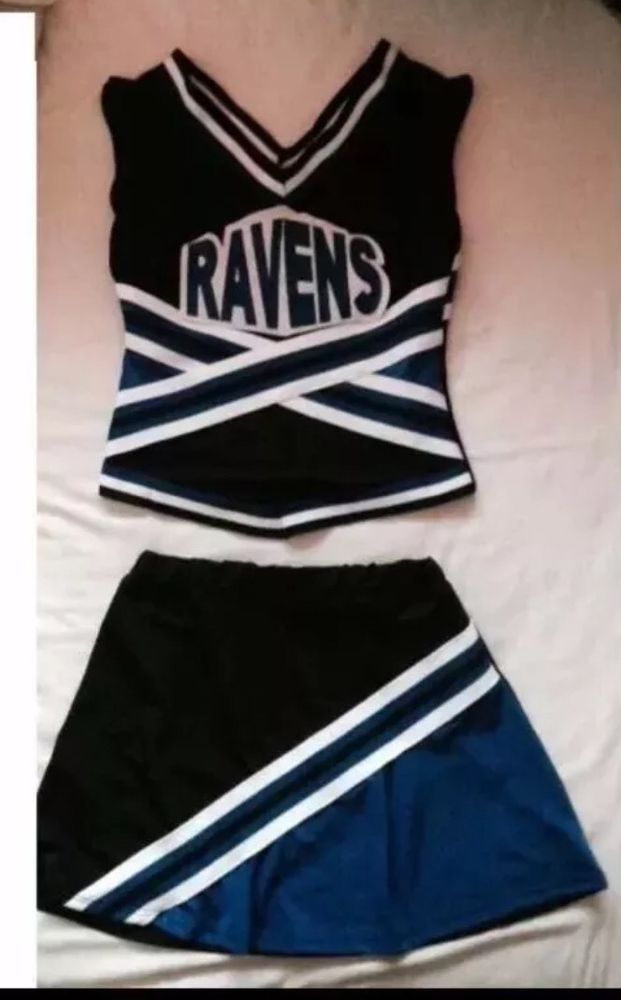 Women's/ladies Cheerleader Costume One Tree Hill Style 8-10   Clothes, Shoes & Accessories, Fancy Dress & Period Costume, Fancy Dress   eBay!