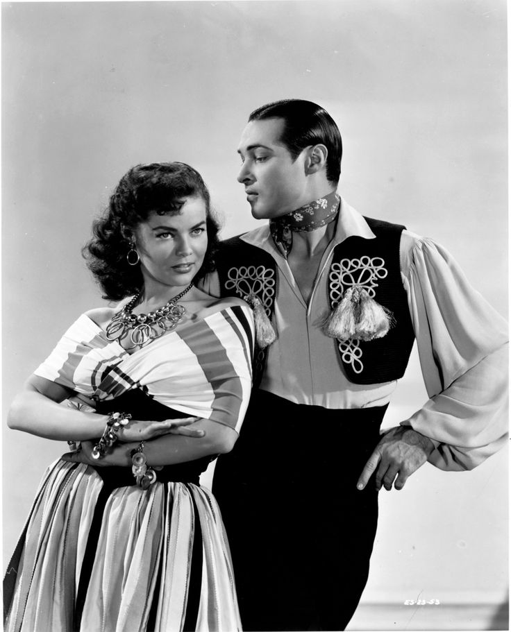 Dona Drake and Anthony Dexter - VALENTINO