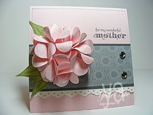 61 best stampin up paper flowers punch art images on pinterest control freaks blog tour the cutting edge projects created using diecuts in the big shot control freaksflower cardspaper mightylinksfo Choice Image