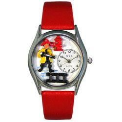 Firefighter Watch Small Silver Style