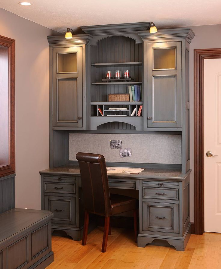 I Like The Cupboard Shape Possibility For Built Ins In: 1000+ Images About Home Office On Pinterest