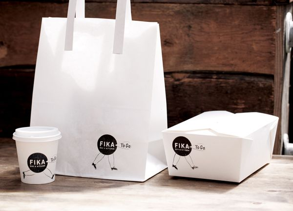 Fika - Packaging by Designers Anonymous