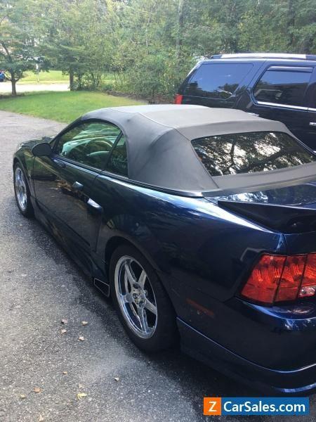 2002 Ford Mustang Roush #ford #mustang #forsale #unitedstates