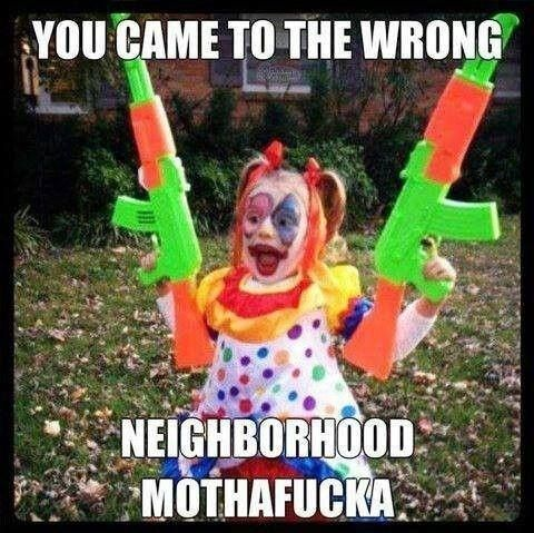 ,,this is for the next DemocraP, Leftist, demonstrating rioting ANARCHIST who DARES come to ANY door in this neighborhood!!