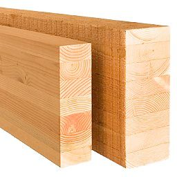 Glued Laminated Timber Laminated Stress Grade Lumber W