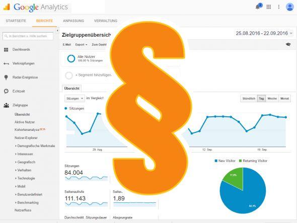 Google Analytics – Anleitung für datenschutzkonforme Nutzung, Mustertext und FAQ | I LAW it