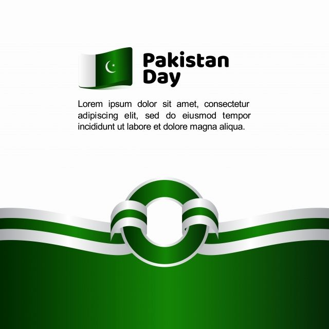 Pakistan Day Flag Vector Template Design Illustration Flag Icons Template Icons Day Icons Png And Vector With Transparent Background For Free Download Flag Icon Flag Vector Template Design