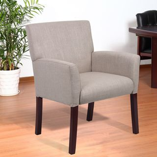 @Overstock   Aragon Executive Guest Chair   Provide Guests With A  Comfortable Place To Wait