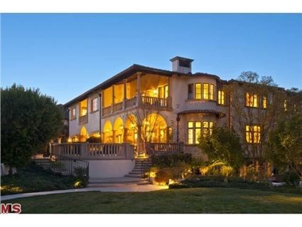 2244 Weybridge Ln, Los Angeles, CA 90077 — Gated and Private Mediterranean Compound on appx 1 acre with just under 11,000 interior sq ft. 7 bedrooms 7 bathrooms. 6 car garage with a huge Motor Court. This home features a Projection Room , Gym, Spa with Sauna, Steam Shower, 2 Foot Spas. A luxurious Master Suite comes with a Sitting Room ,Fireplace / His and Hers bathrooms and closets. The  backyard  features open and enclosed Patios an Infinity Pool , outdoor Fireplace, sprawling lawns that…