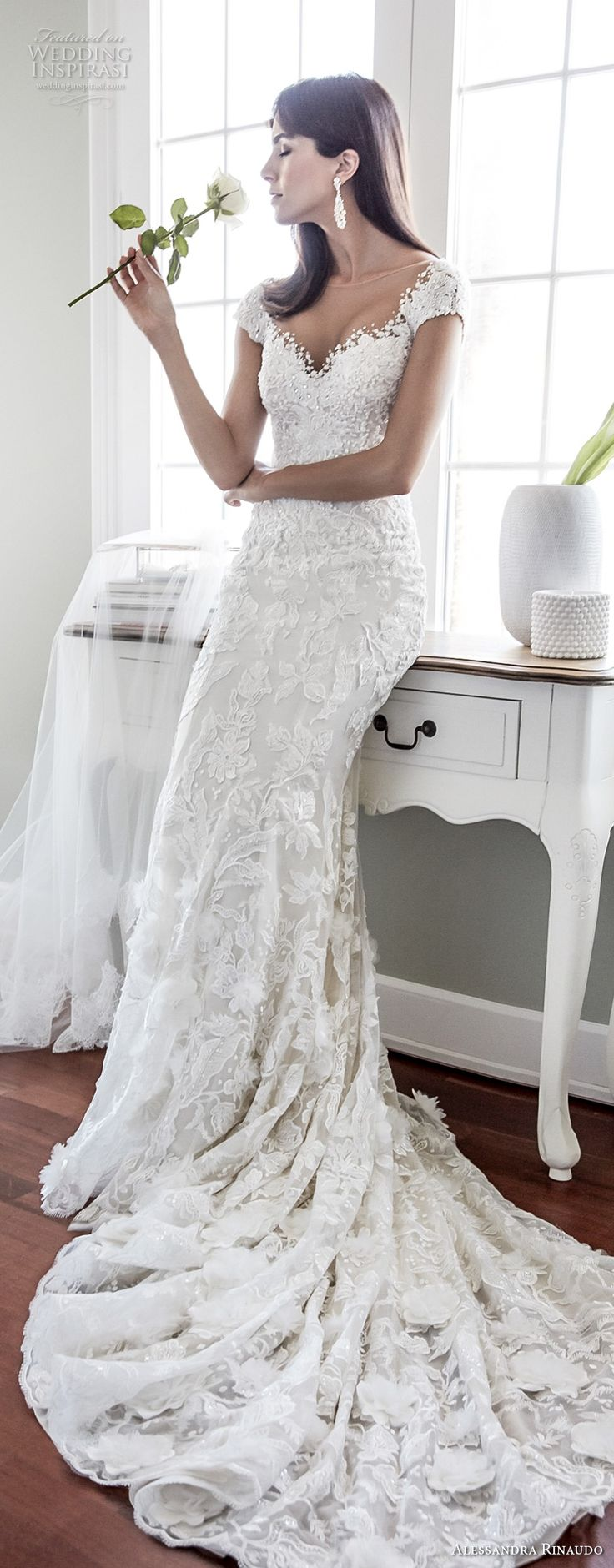 3953 best Going to the chapel! images on Pinterest | Wedding frocks ...