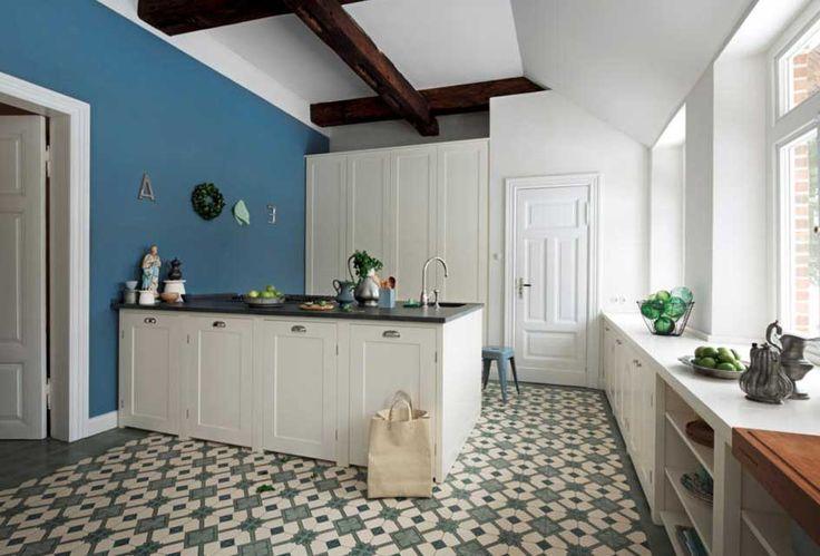 25 best beautiful floor tiles collection images on pinterest floors kitchen kitchen floors. Black Bedroom Furniture Sets. Home Design Ideas