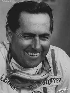 Australian Formula 1 legend, Sir Jack Brabham